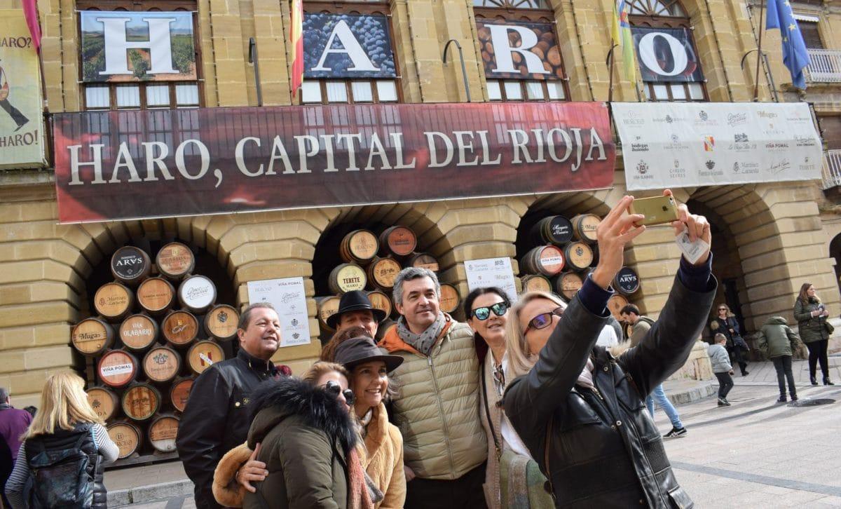 El programa de actividades para presentar la candidatura de Haro a Ciudad Europea del Vino 1