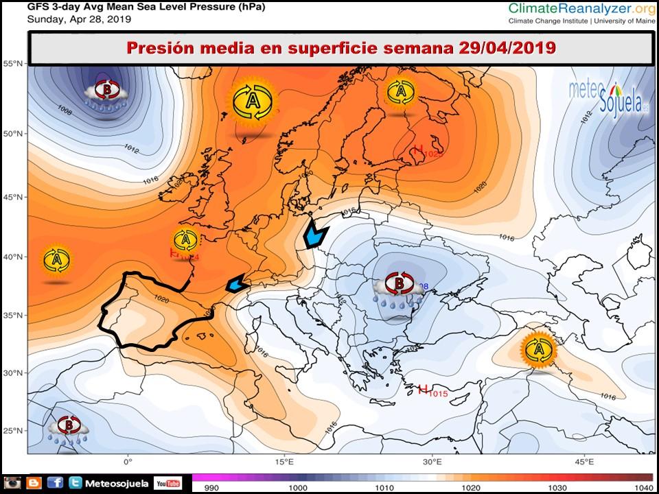 El tiempo estable se mantiene durante la semana en La Rioja Alta 2