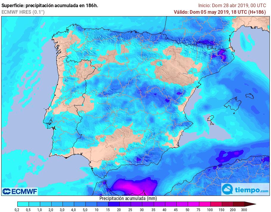 El tiempo estable se mantiene durante la semana en La Rioja Alta 3