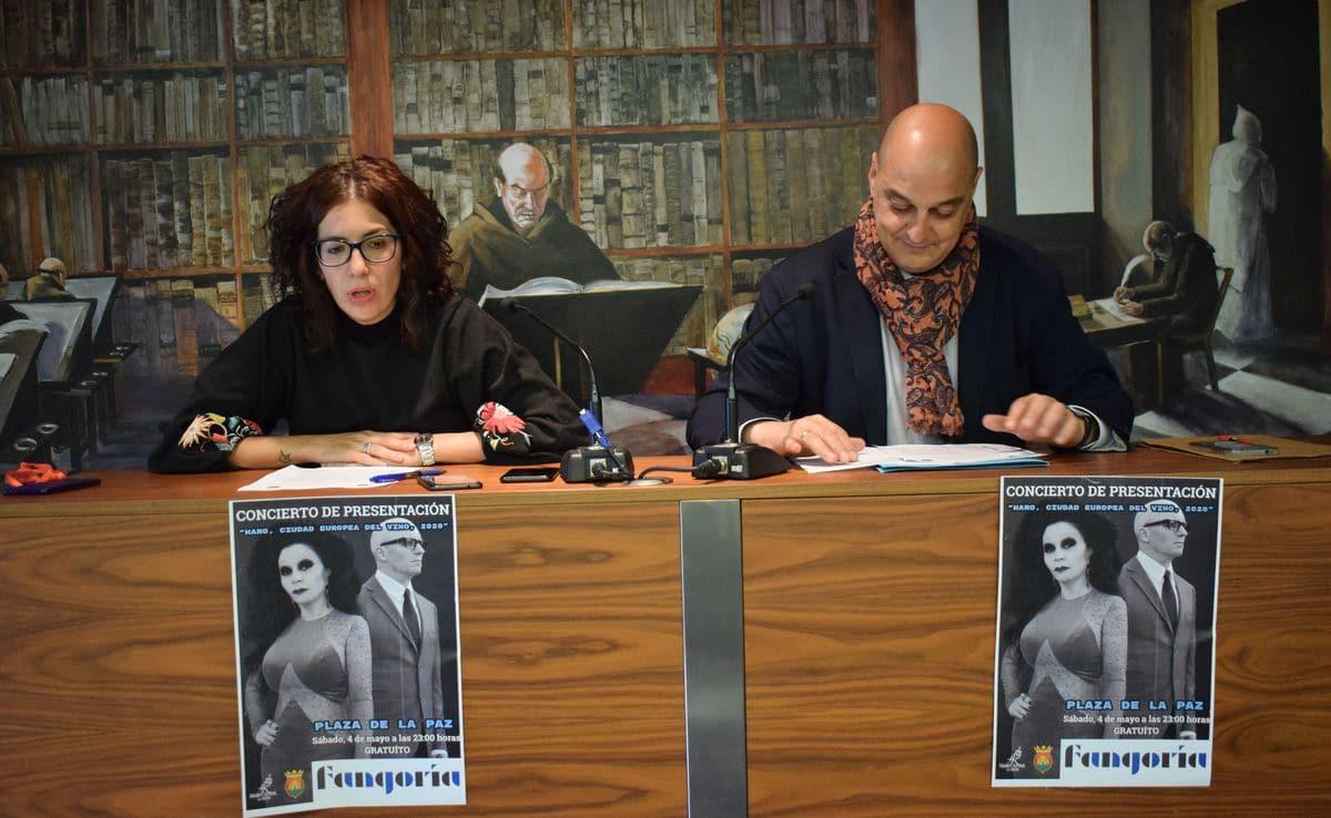 'Fangoria', gancho de la candidatura de Haro a Ciudad Europea del Vino 2