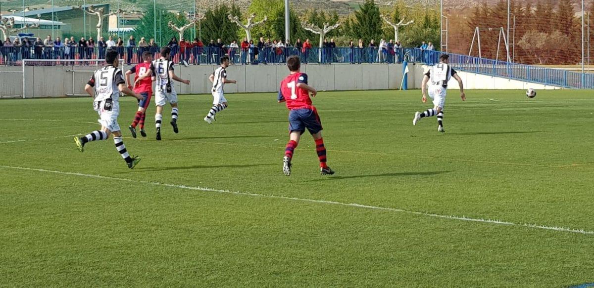 Goleada del Haro en Viana y un partido menos para el título 2
