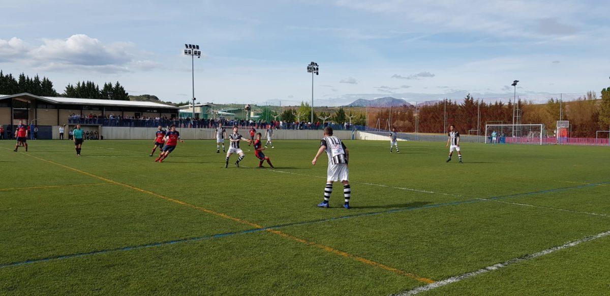 Goleada del Haro en Viana y un partido menos para el título 4