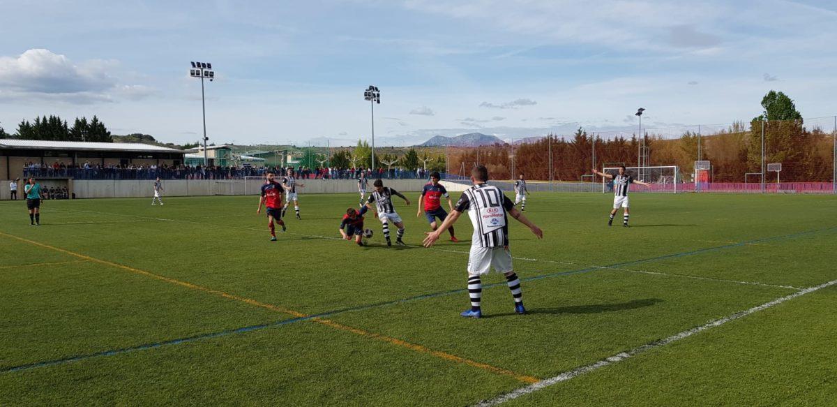 Goleada del Haro en Viana y un partido menos para el título 13