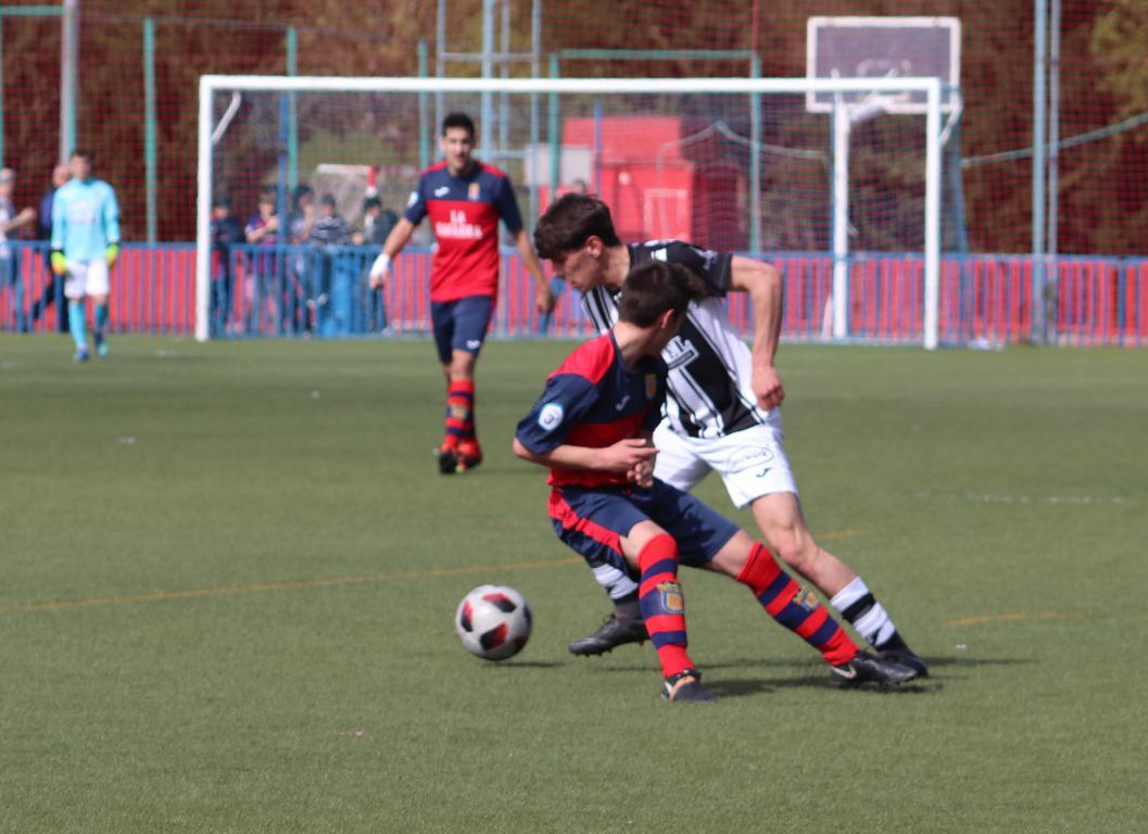 Goleada del Haro en Viana y un partido menos para el título 19