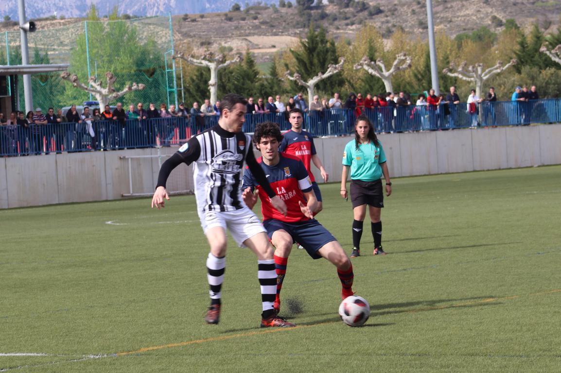 Goleada del Haro en Viana y un partido menos para el título 21