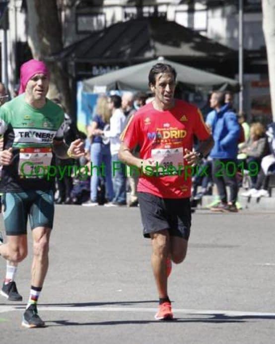 """La expedición jarrera en el Maratón de Madrid: """"Una experiencia brutal"""" 5"""