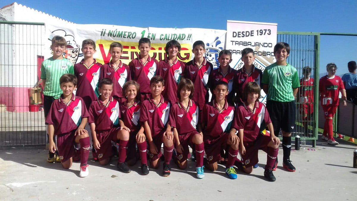 Los jarreros Raúl Pérez y Álvaro Martín, a Valencia con la Selección Riojana de Fútbol Sub-12 7