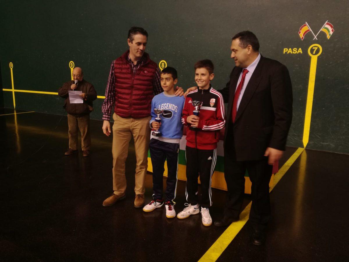 Los jarreros Raúl Pérez y Álvaro Martín, a Valencia con la Selección Riojana de Fútbol Sub-12 9