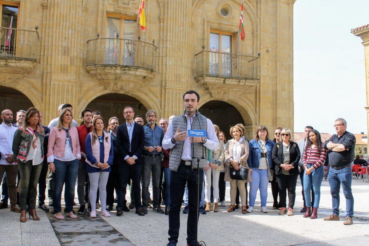 Maroto presenta oficialmente a Daniel García como candidato a la Alcaldía de Labastida 3