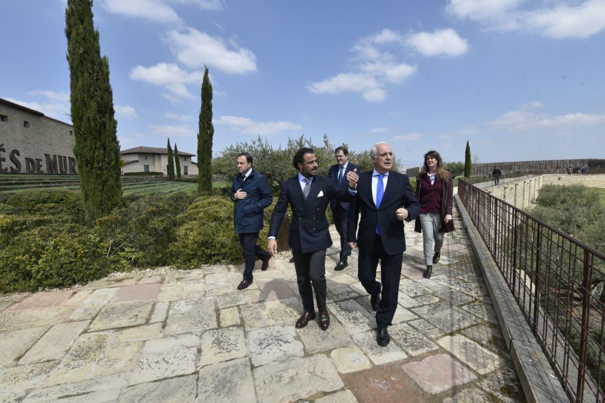 Marqués de Murrieta obtiene la categoría de museo privado 1