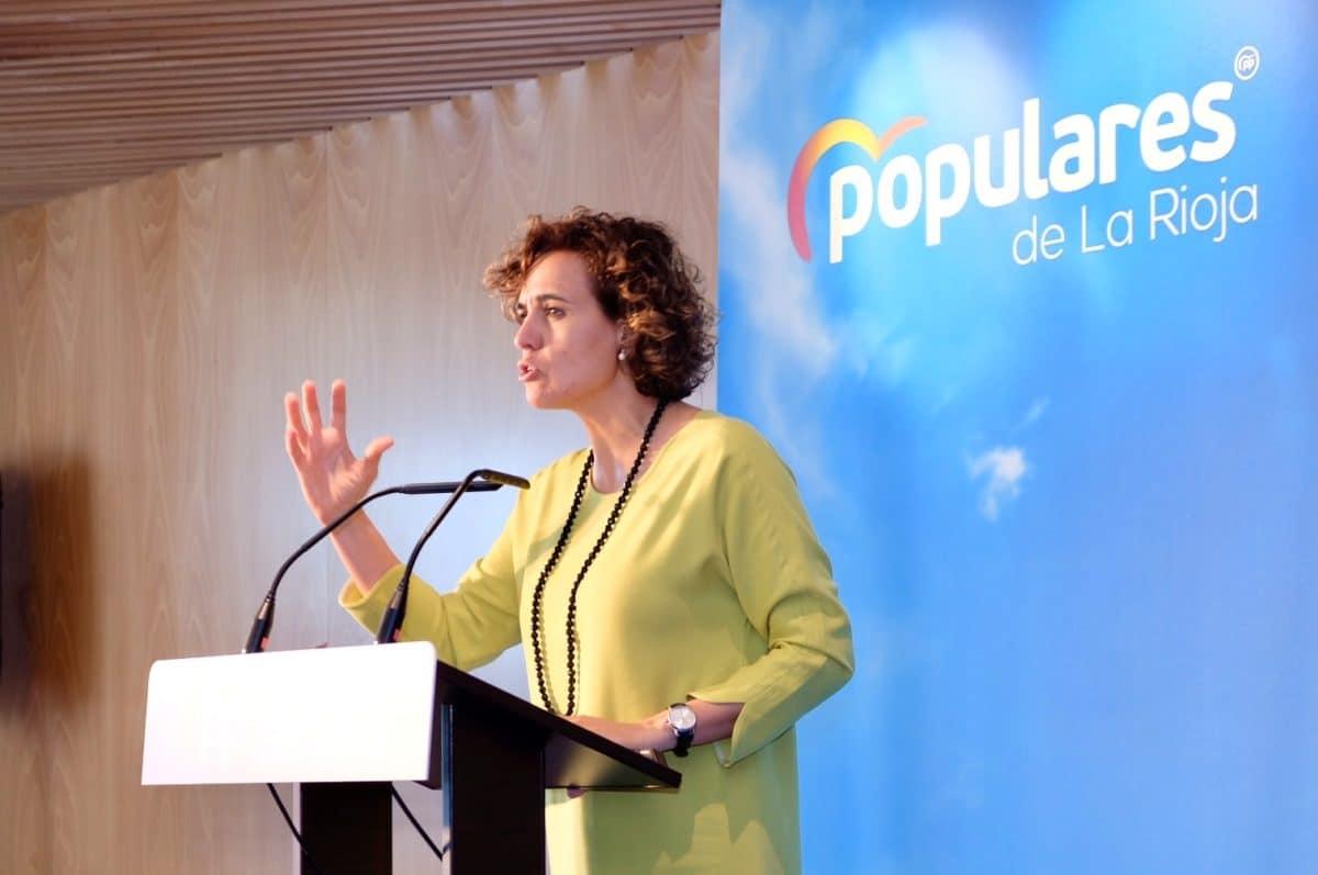 """Montserrat: """"Cuando gobierna el PP siempre se han revalorizado las pensiones"""" 4"""