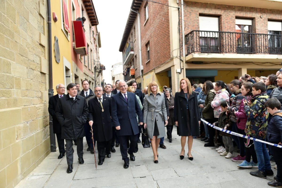 Multitudinaria apertura del Año Jubilar en Santo Domingo de la Calzada 5
