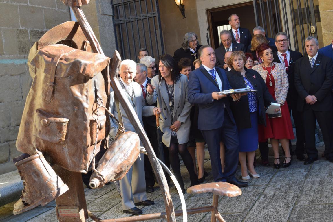 Multitudinaria apertura del Año Jubilar en Santo Domingo de la Calzada 12
