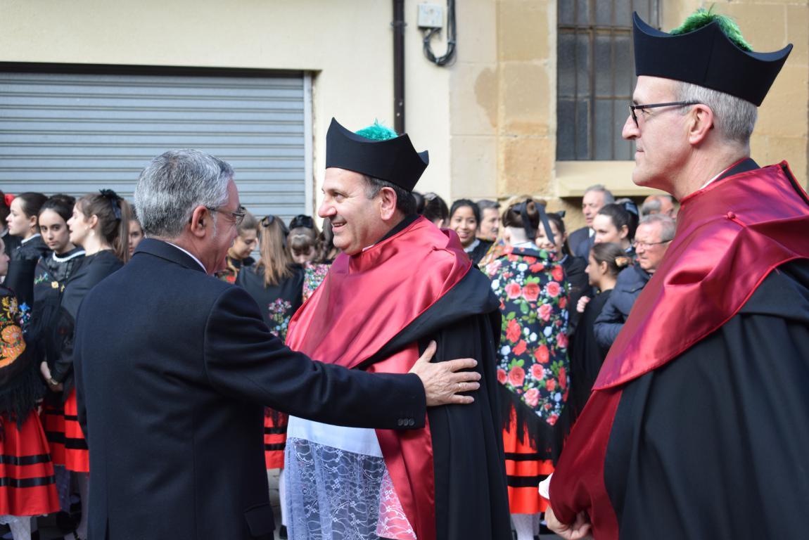 Multitudinaria apertura del Año Jubilar en Santo Domingo de la Calzada 14