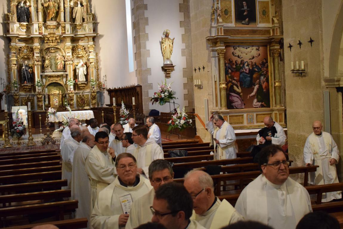 Multitudinaria apertura del Año Jubilar en Santo Domingo de la Calzada 15