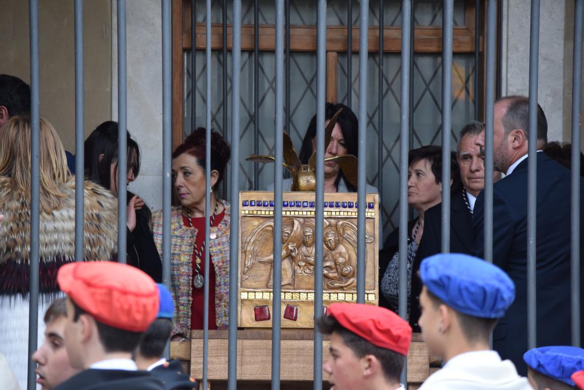 Multitudinaria apertura del Año Jubilar en Santo Domingo de la Calzada 21