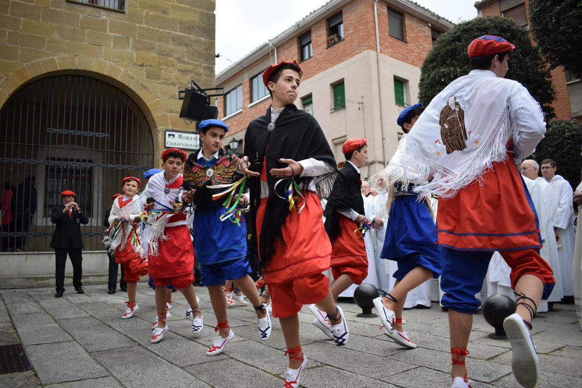 Multitudinaria apertura del Año Jubilar en Santo Domingo de la Calzada 30
