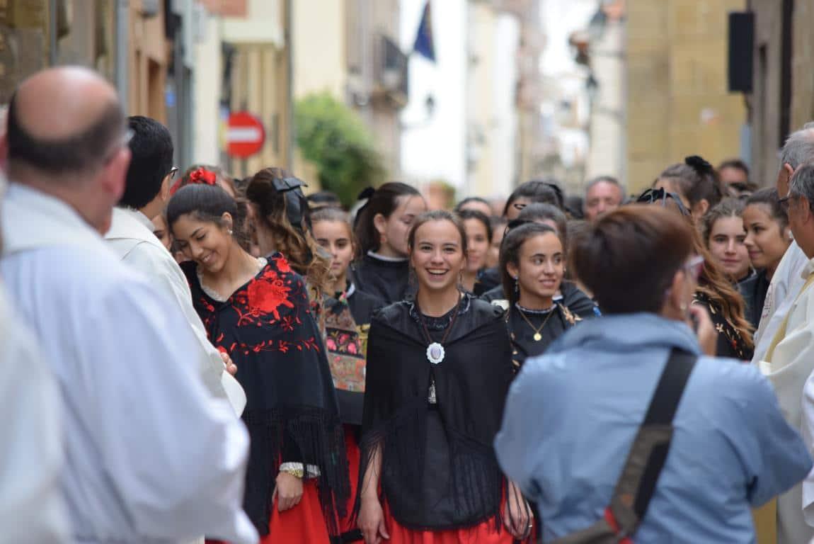 Multitudinaria apertura del Año Jubilar en Santo Domingo de la Calzada 35