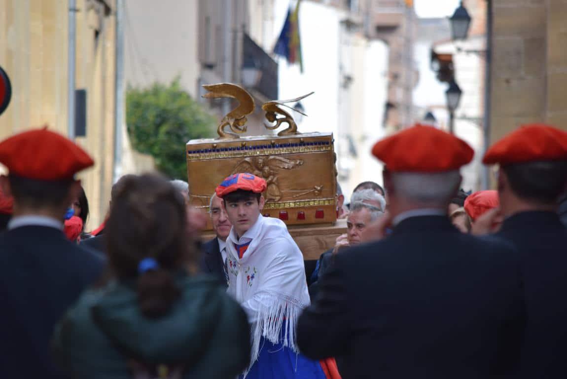 Multitudinaria apertura del Año Jubilar en Santo Domingo de la Calzada 37