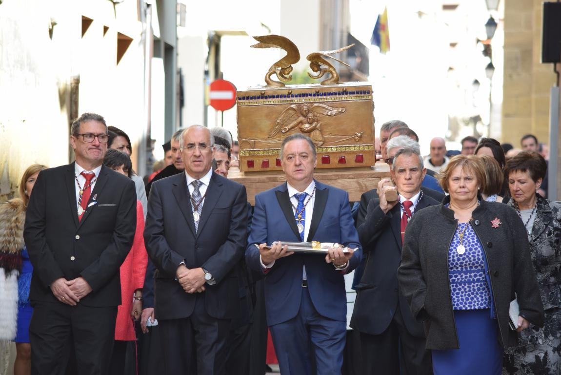 Multitudinaria apertura del Año Jubilar en Santo Domingo de la Calzada 40