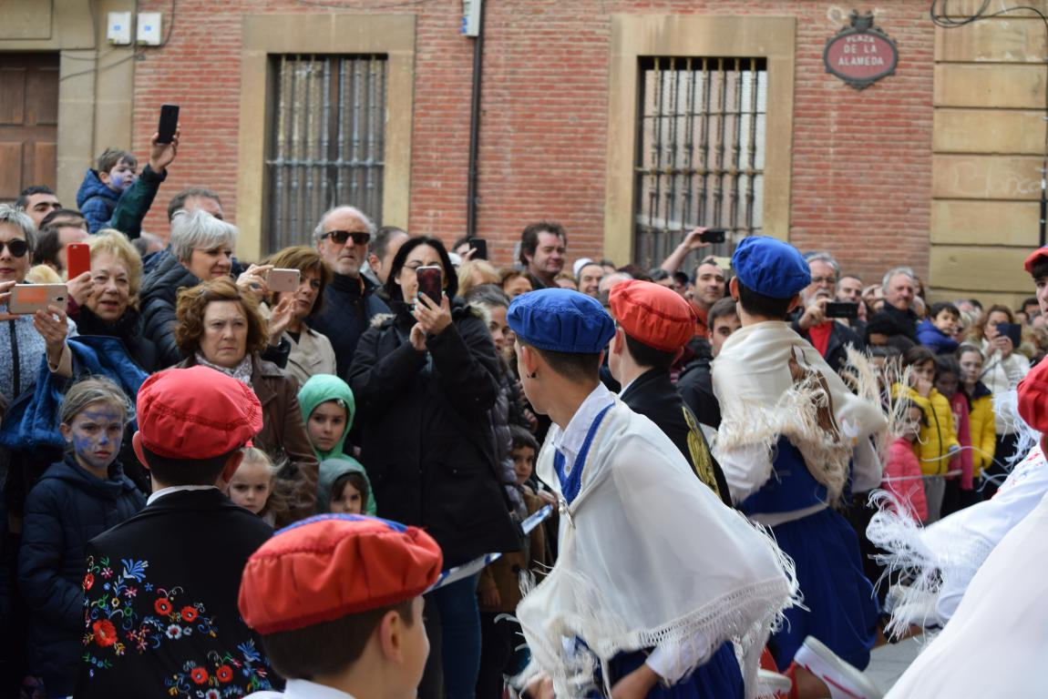 Multitudinaria apertura del Año Jubilar en Santo Domingo de la Calzada 41