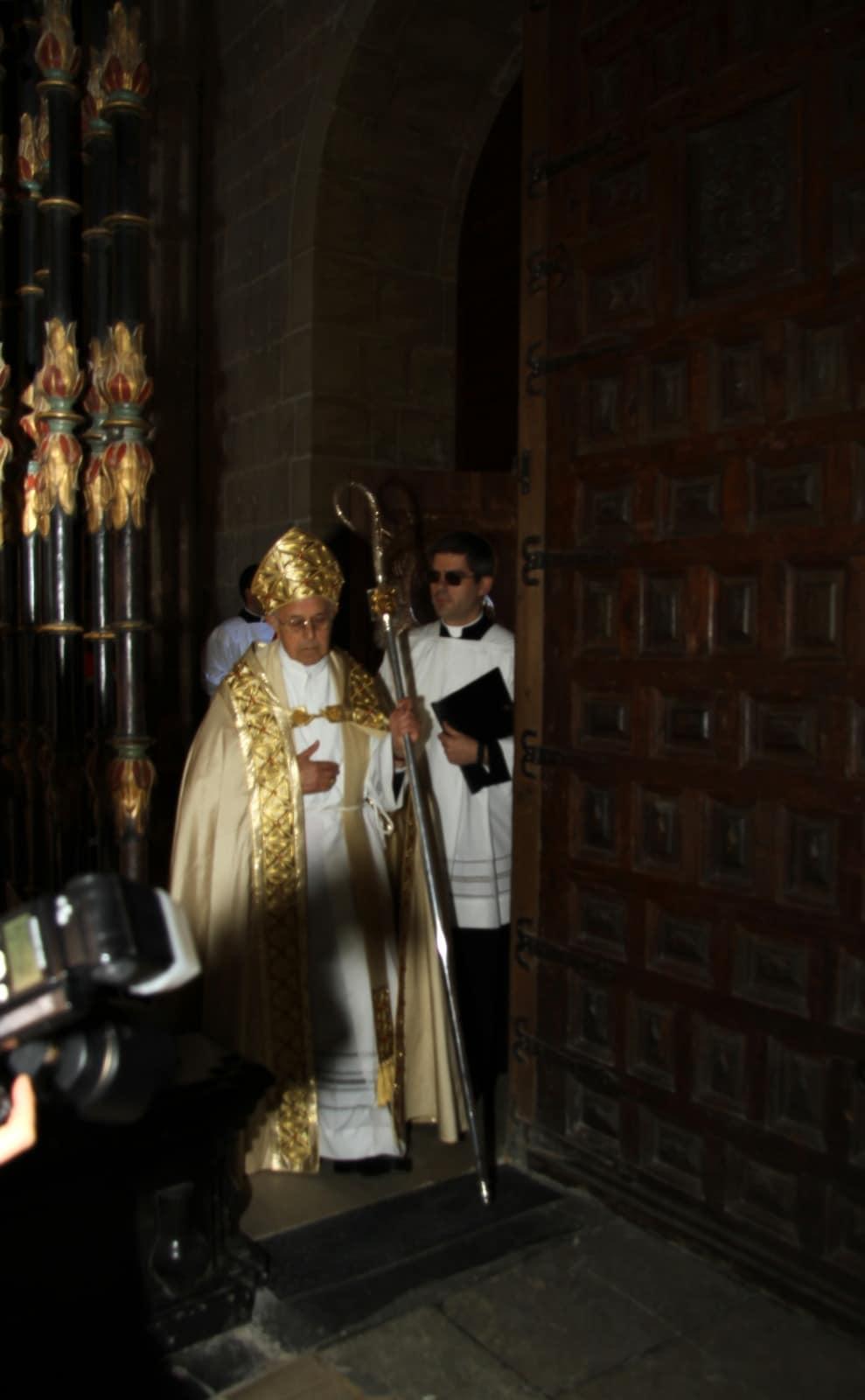 Multitudinaria apertura del Año Jubilar en Santo Domingo de la Calzada 88