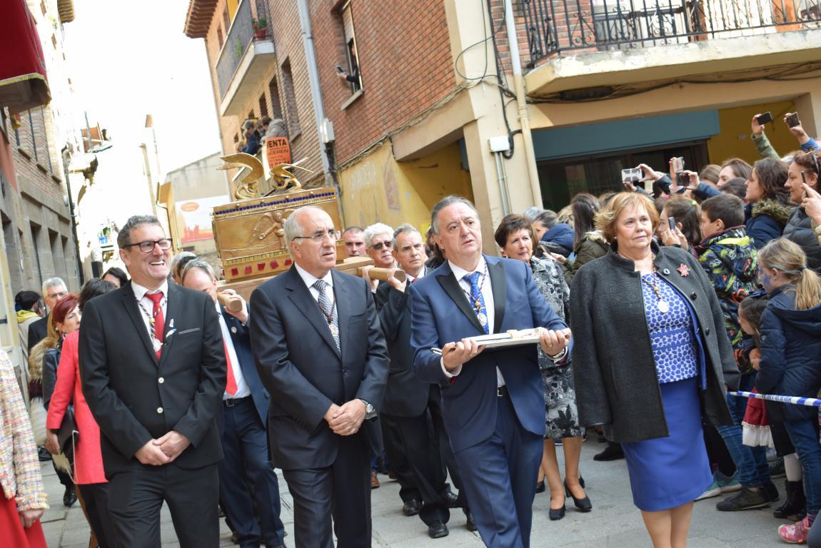 Multitudinaria apertura del Año Jubilar en Santo Domingo de la Calzada 42