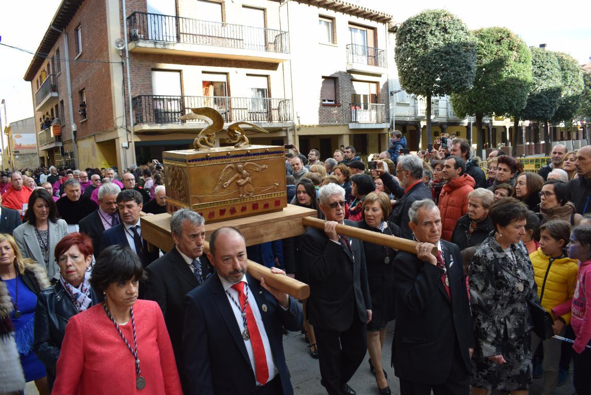 Multitudinaria apertura del Año Jubilar en Santo Domingo de la Calzada 43
