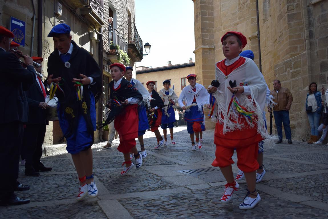 Multitudinaria apertura del Año Jubilar en Santo Domingo de la Calzada 44