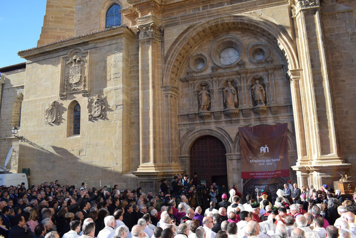 Multitudinaria apertura del Año Jubilar en Santo Domingo de la Calzada 47