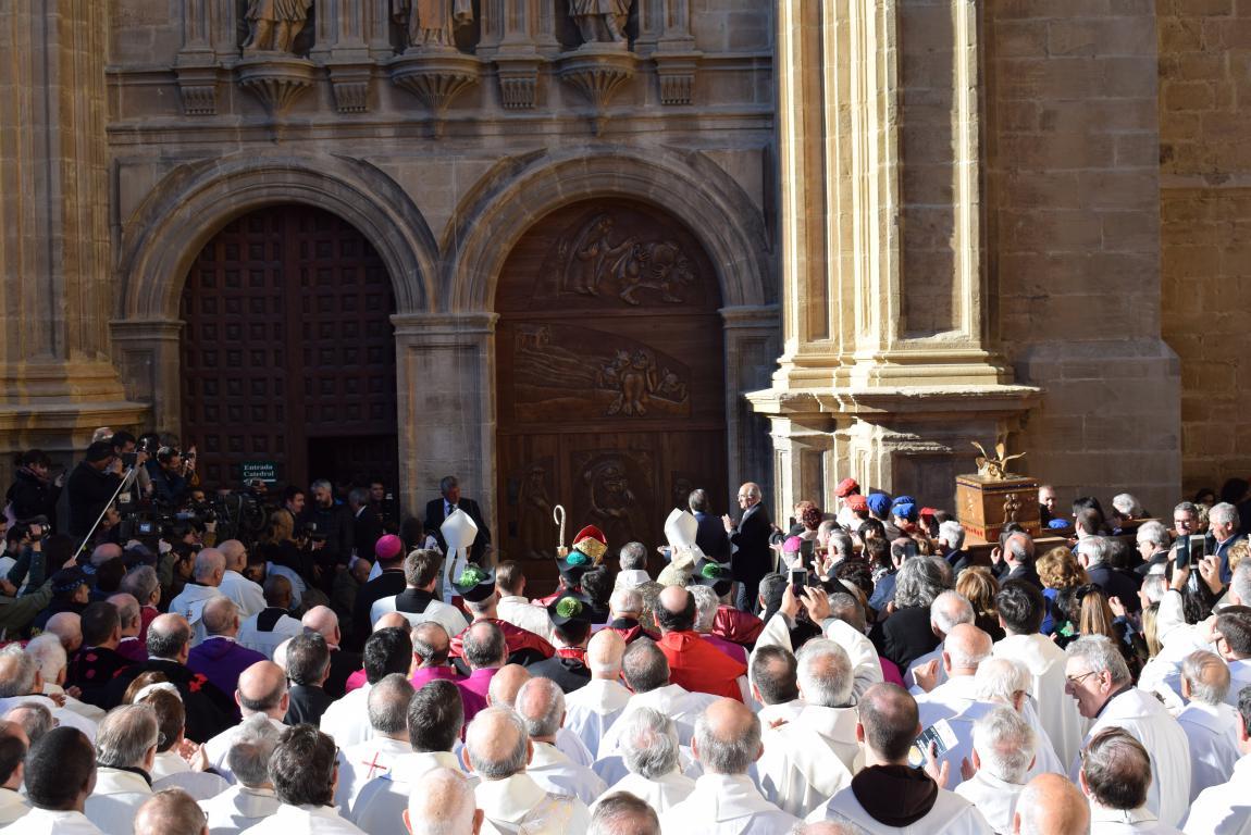 Multitudinaria apertura del Año Jubilar en Santo Domingo de la Calzada 52