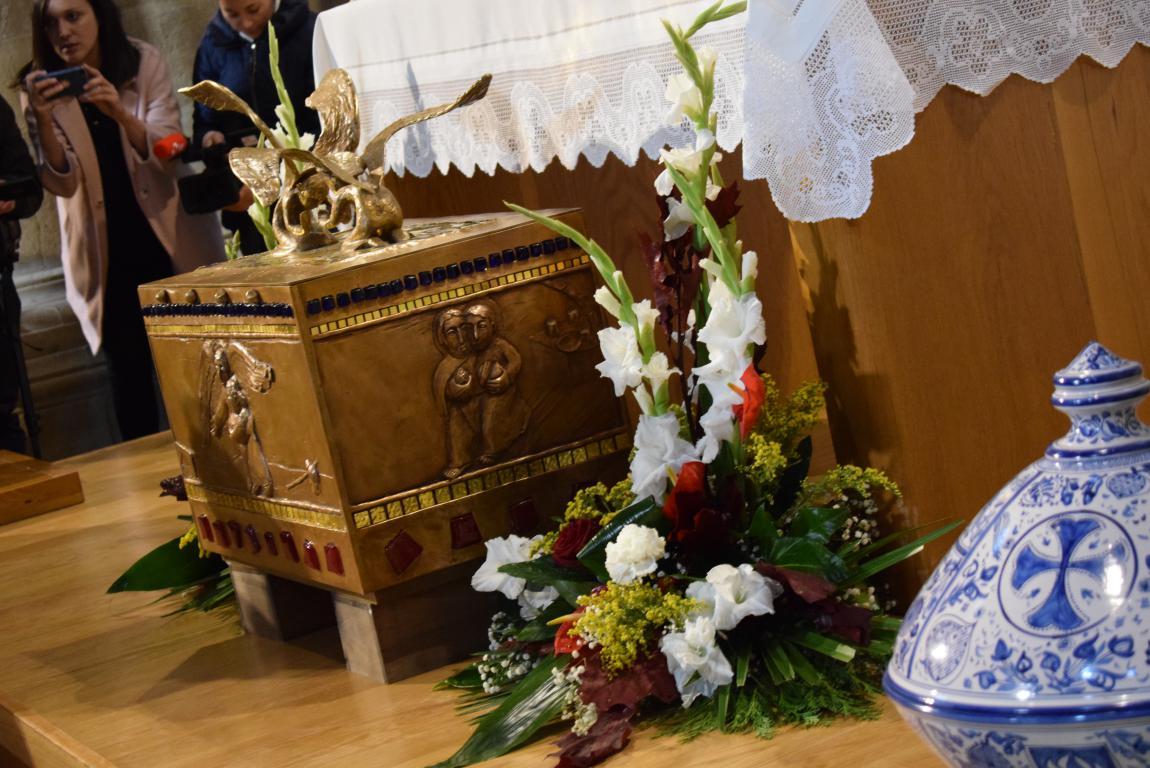Multitudinaria apertura del Año Jubilar en Santo Domingo de la Calzada 66