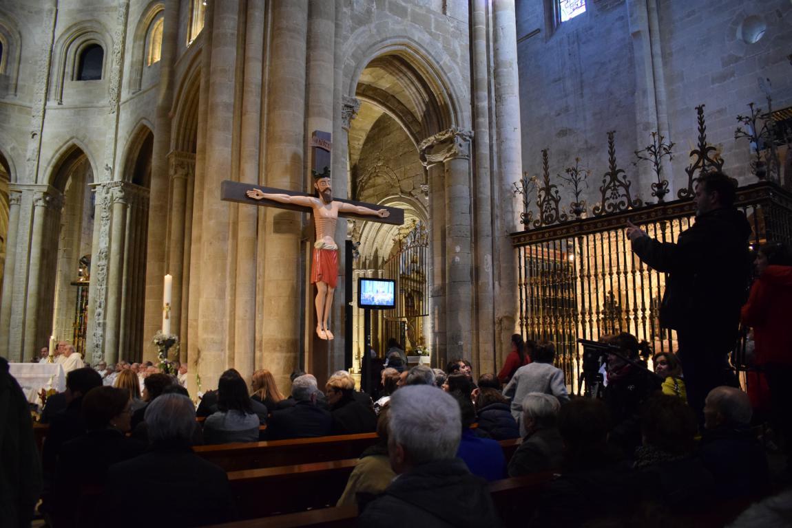 Multitudinaria apertura del Año Jubilar en Santo Domingo de la Calzada 69