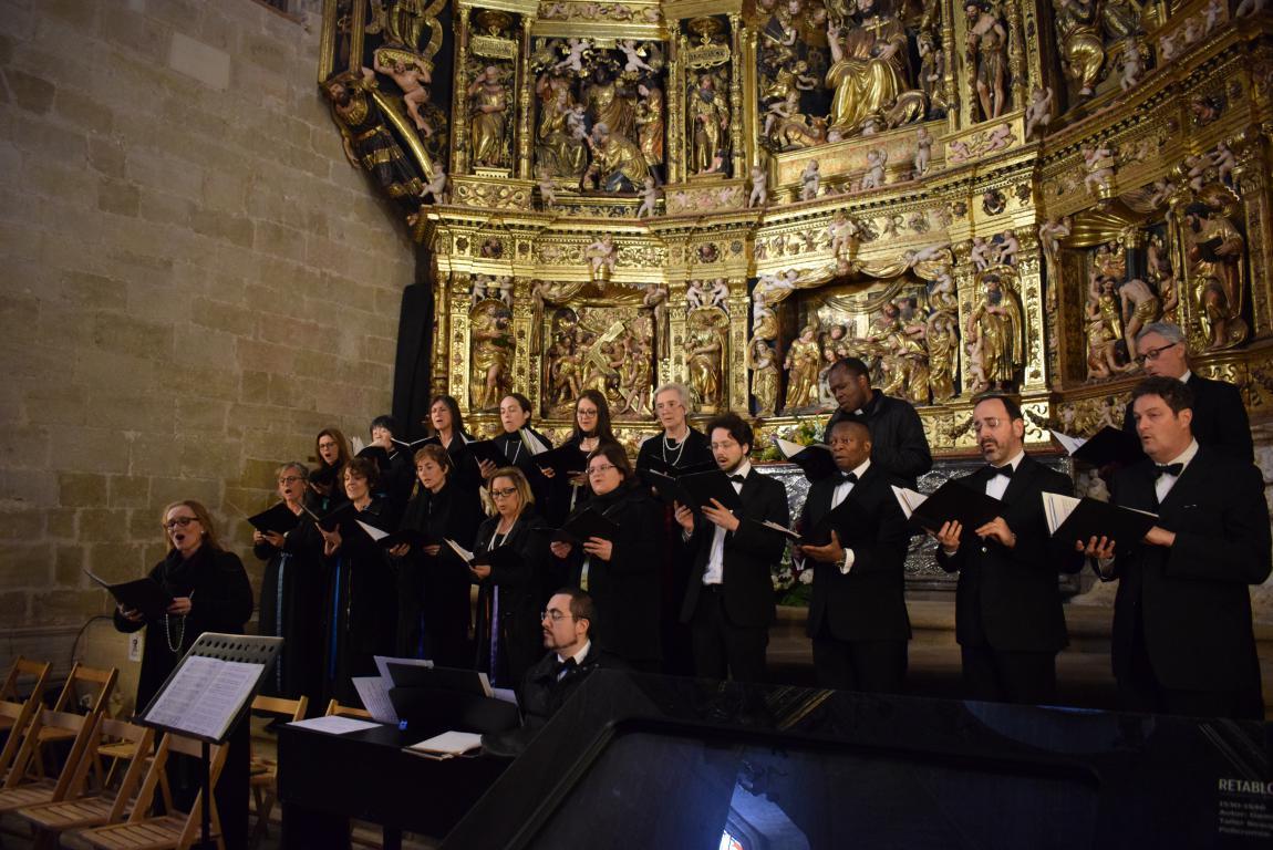 Multitudinaria apertura del Año Jubilar en Santo Domingo de la Calzada 70