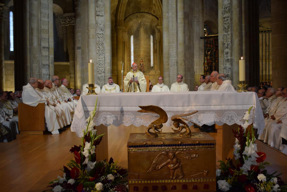 Multitudinaria apertura del Año Jubilar en Santo Domingo de la Calzada 96