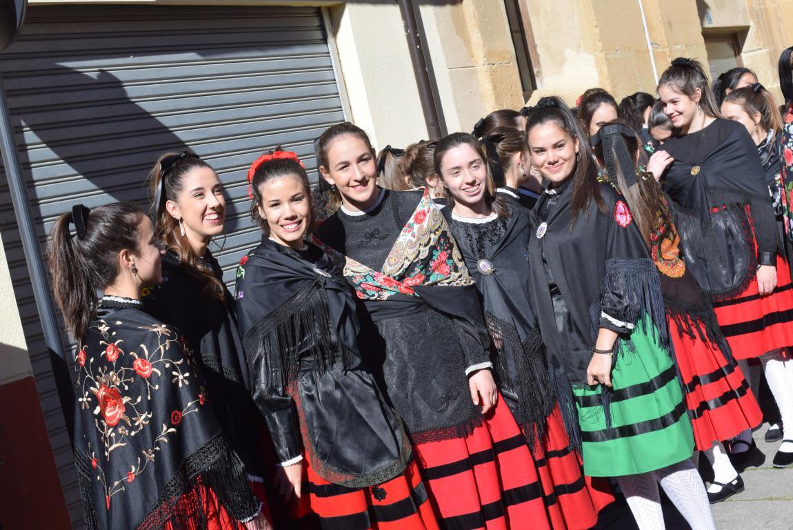 Multitudinaria apertura del Año Jubilar en Santo Domingo de la Calzada 11