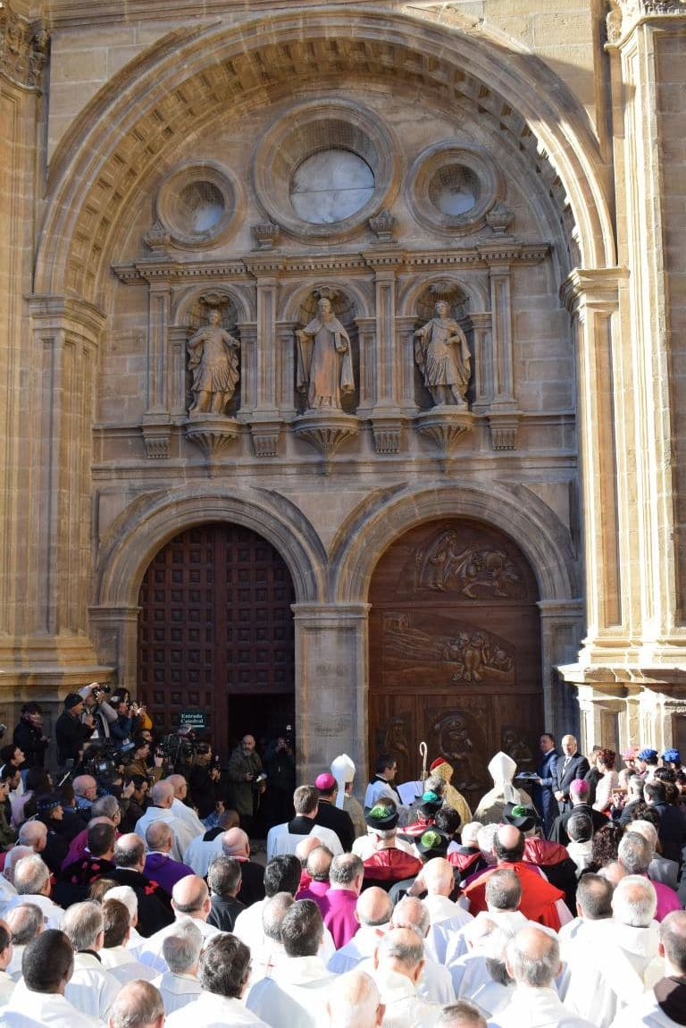 Multitudinaria apertura del Año Jubilar en Santo Domingo de la Calzada 74