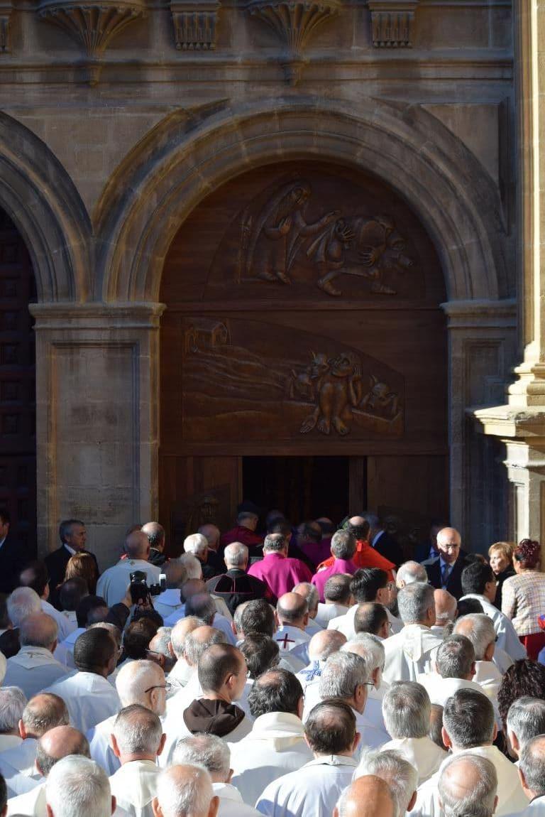 Multitudinaria apertura del Año Jubilar en Santo Domingo de la Calzada 83