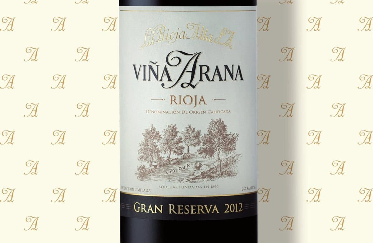 Nace Viña Arana, el nuevo Gran Reserva de La Rioja Alta 1