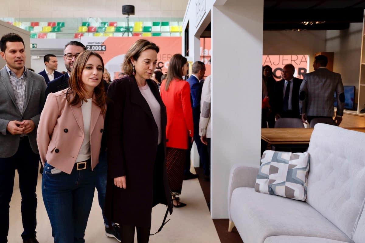 Nájeradecor consolida la marca de Nájera como Capital del Mueble en su 25 aniversario 7