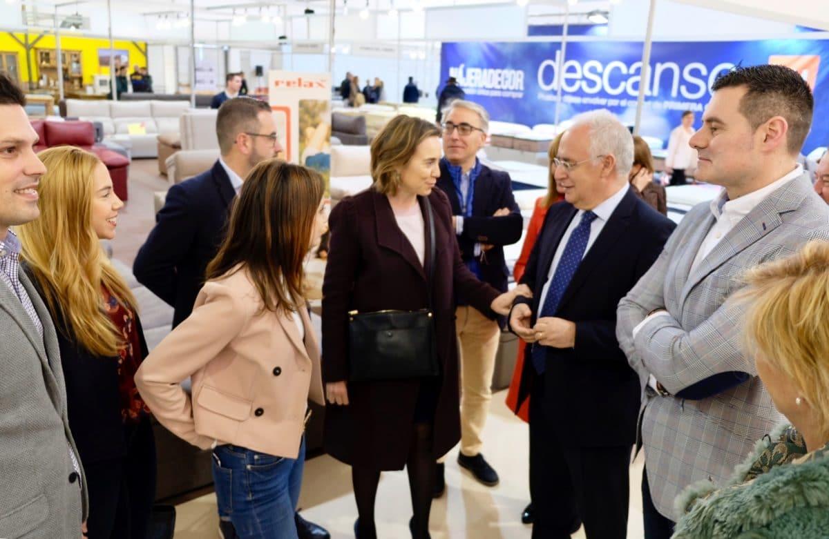 Nájeradecor consolida la marca de Nájera como Capital del Mueble en su 25 aniversario 8