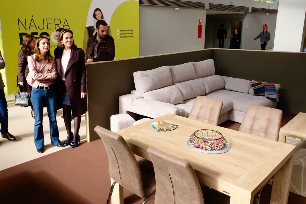 Nájeradecor consolida la marca de Nájera como Capital del Mueble en su 25 aniversario 5