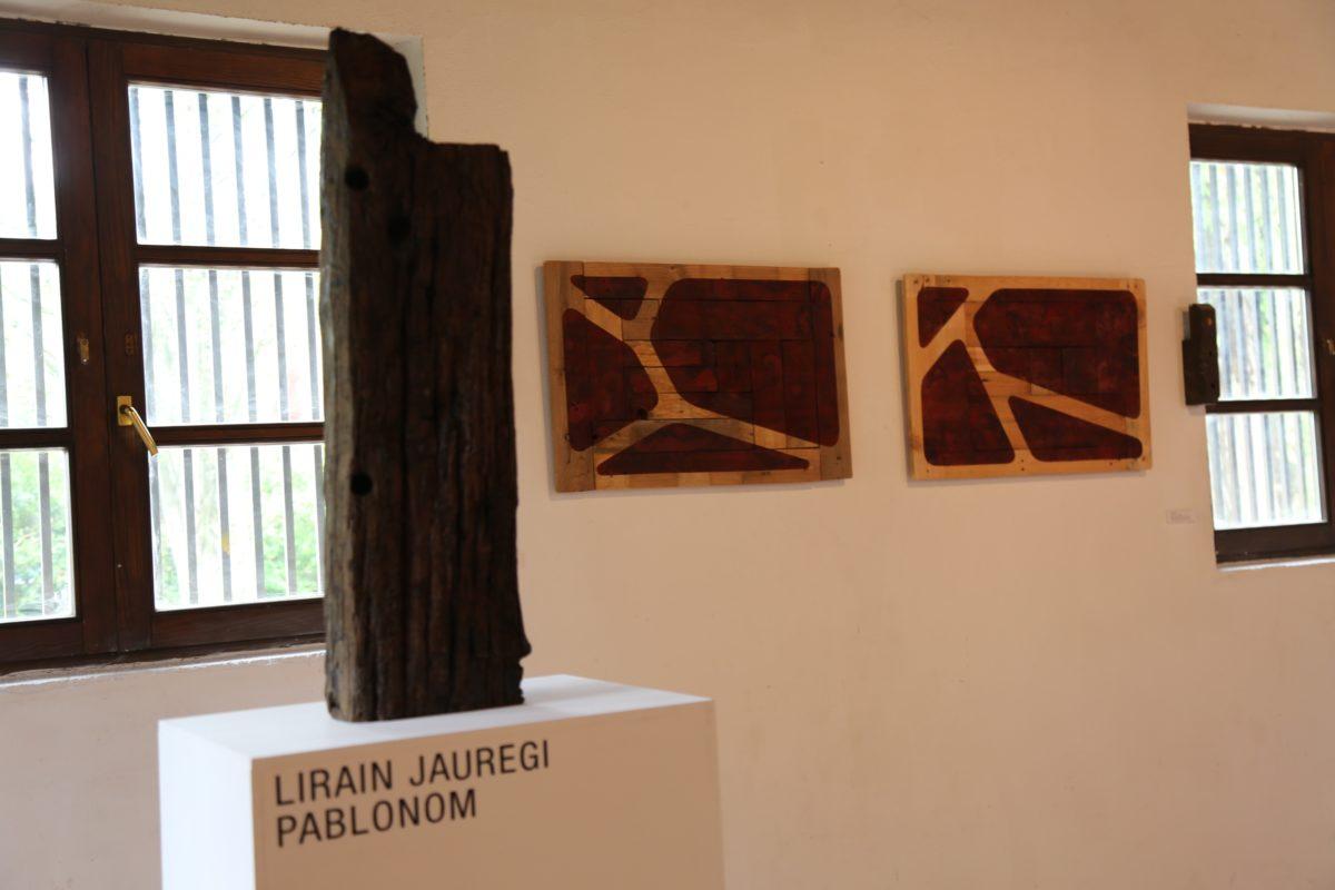Sajazarra acoge hasta el domingo la exposición 'Madera en transición' 3