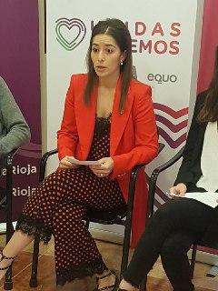 Se presenta Cambia Nájera, la confluencia de Unicas Podemos, IU y Equo para las municipales 2