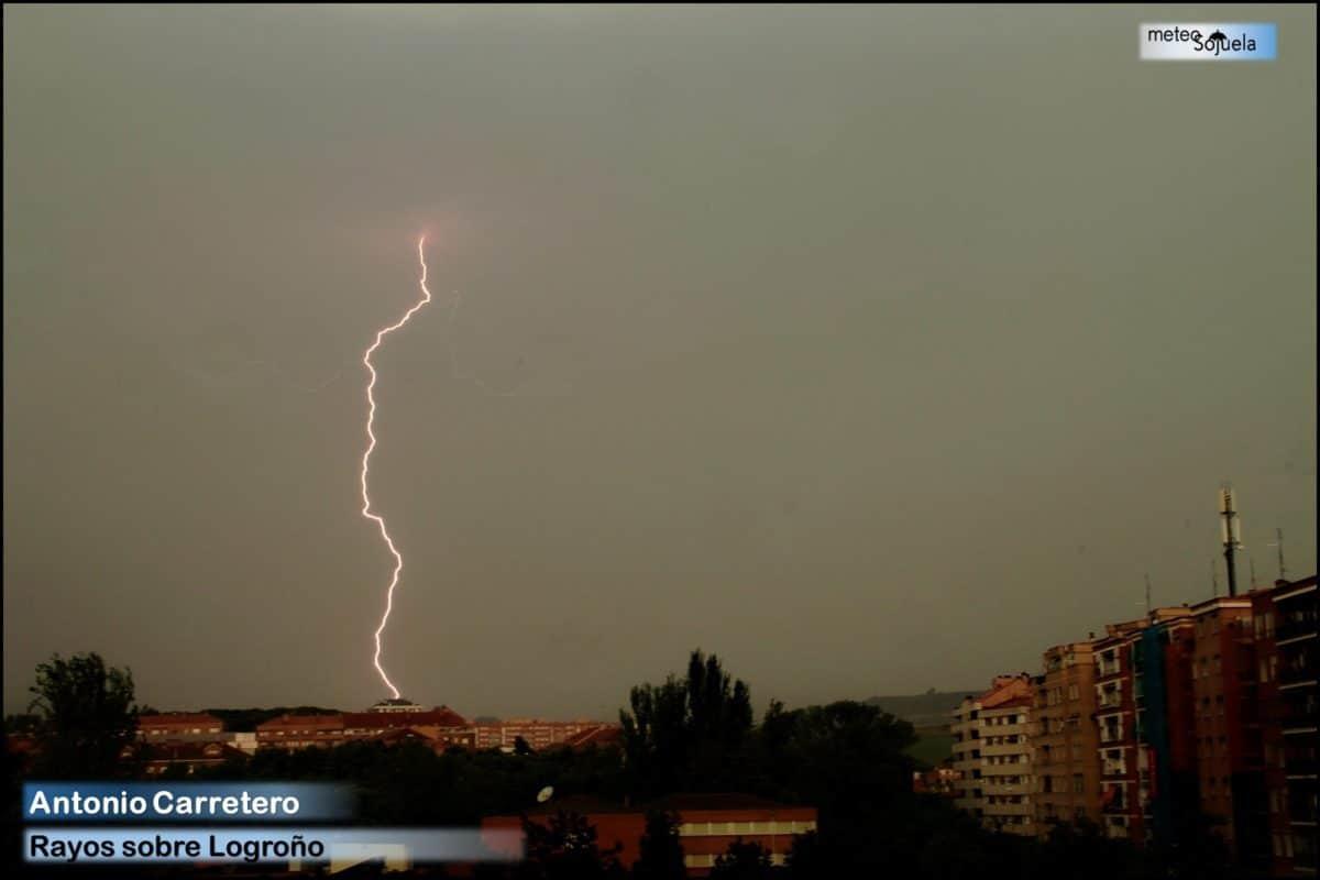 Tiempo revuelto en los próximos días en La Rioja Alta 7