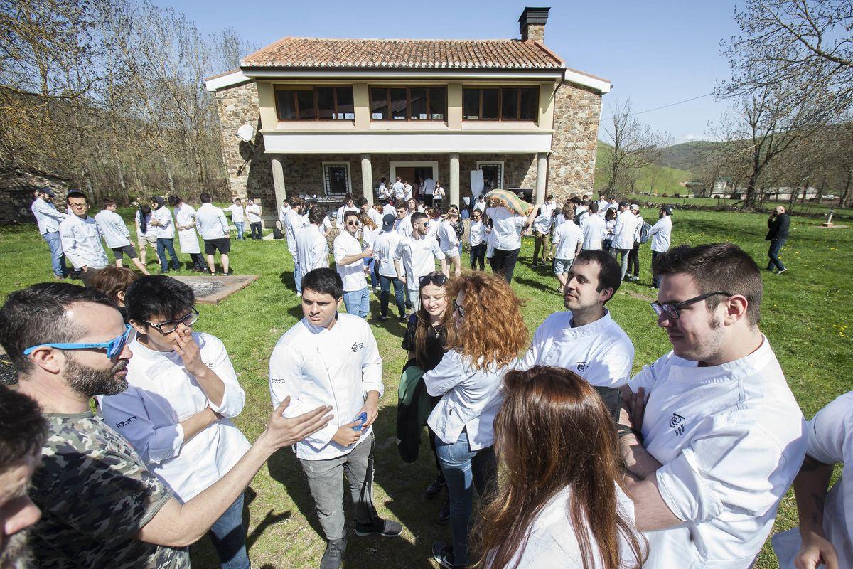 Un centenar de alumnos del Basque Culinary Center volverá a disfrutar de La Rioja 2