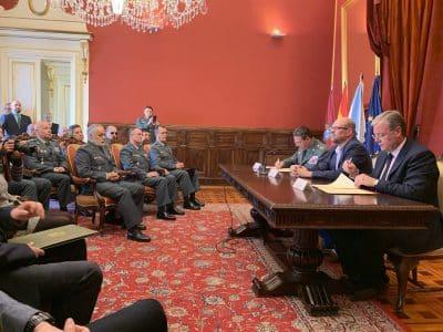 Un nuevo protocolo operativo para mejorar la seguridad en el Camino de Santiago 2