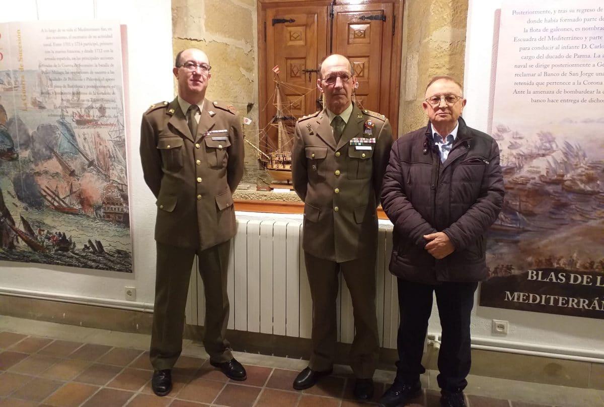 Una exposición en Haro recorre los hitos del militar español Blas de Lezo 1