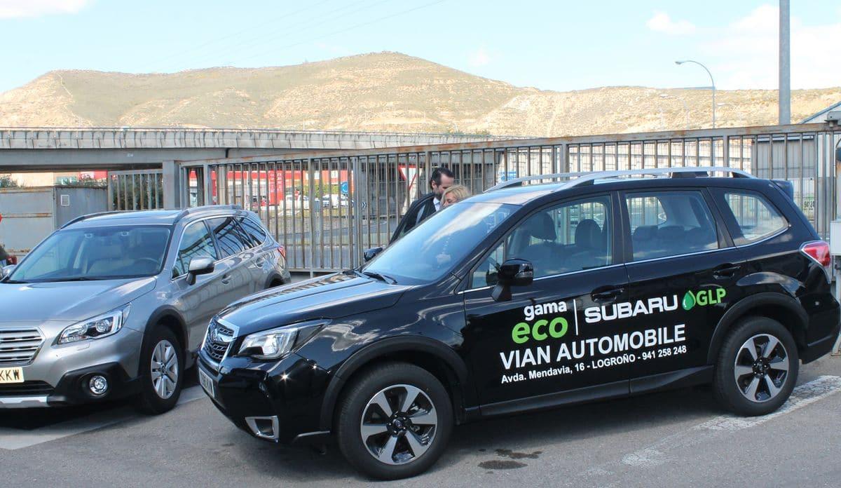 Vian Automobile, el nuevo concesionario oficial Subaru y SsanYong para La Rioja 2