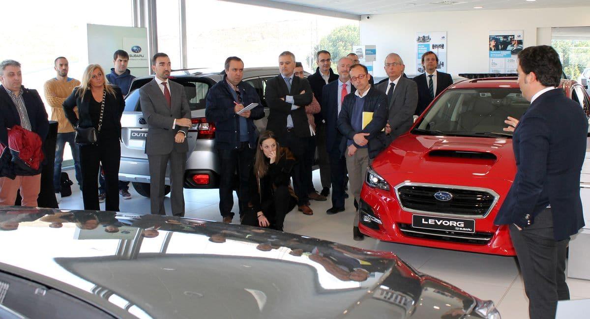 Vian Automobile, el nuevo concesionario oficial Subaru y SsanYong para La Rioja 3
